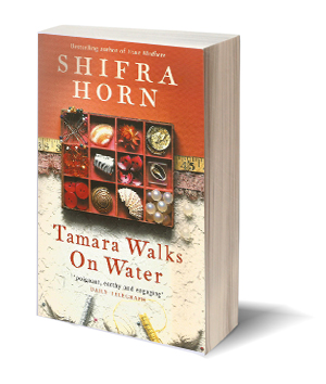 Tamara-walks-on-water